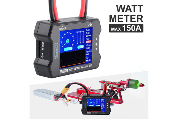 Toolkit RC Watt Meter