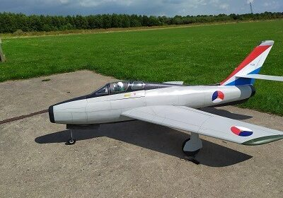 RBC F84F Thunderstreak