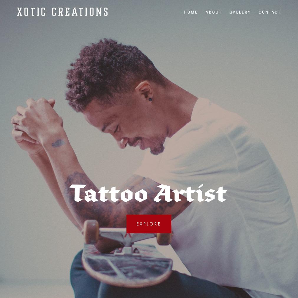 x-homepage