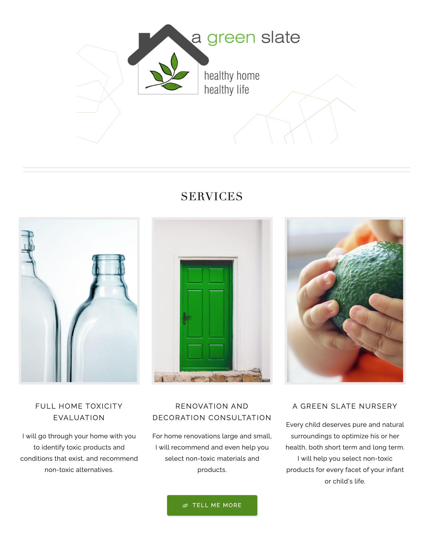 A Green Slate