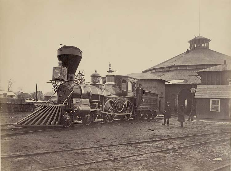 The_old_Train