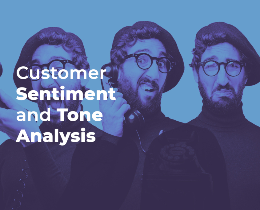 Sentiment and Tone Analysis