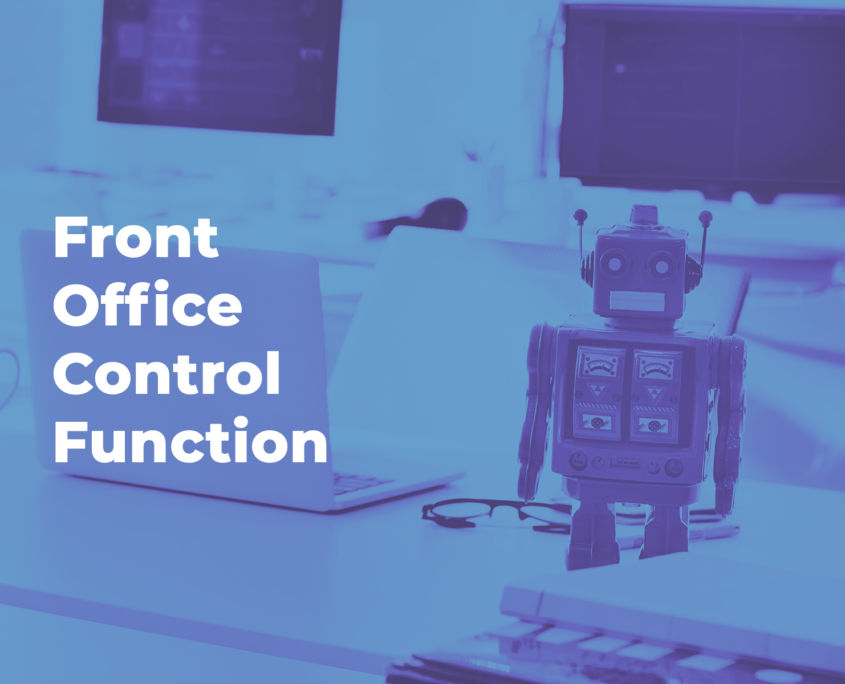 Front Office Control Function