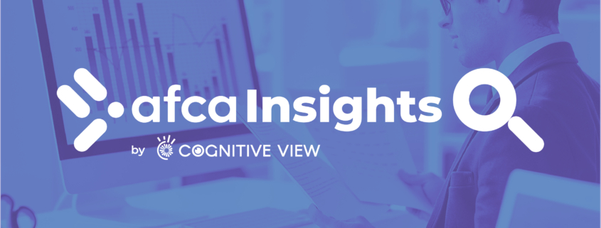 Cognitive View afca Insights