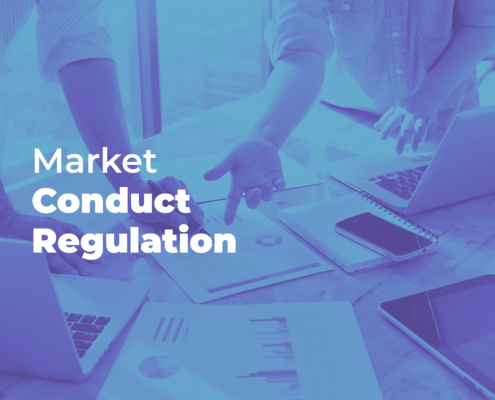 Cognitive View Market Conduct Regulation