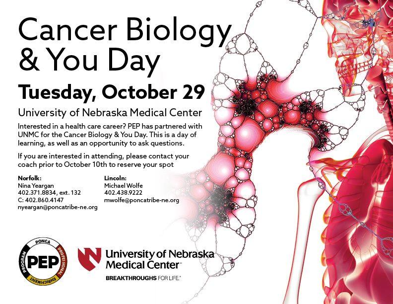 Cancer Biology & You Career Day