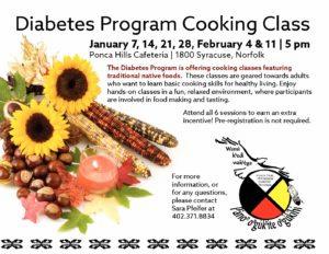 Diabetes Program Cooking Class