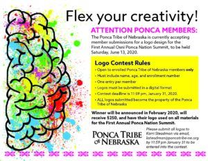 Logo Contest: Osni Ponca Nation Summit