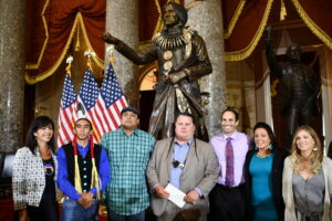 Read more about the article Chief Standing Bear Dedication Ceremony Video Now Online