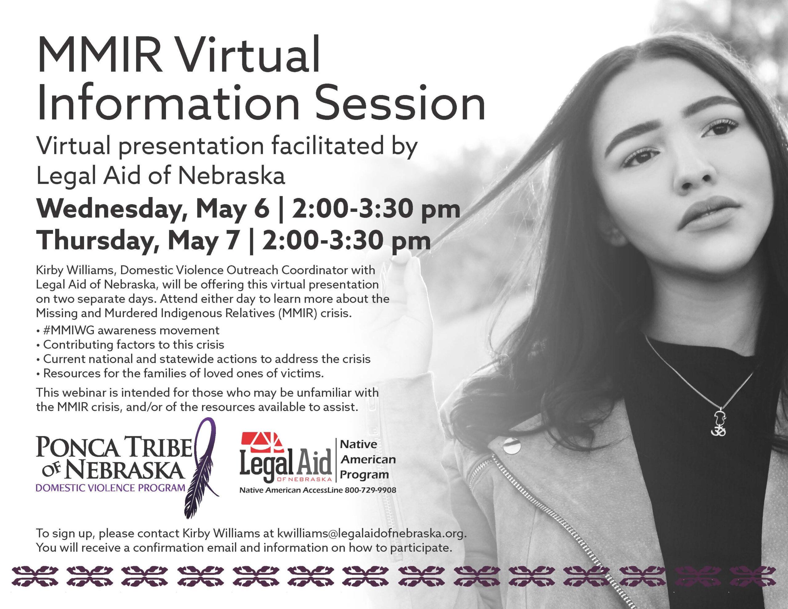 MMIR Information Session