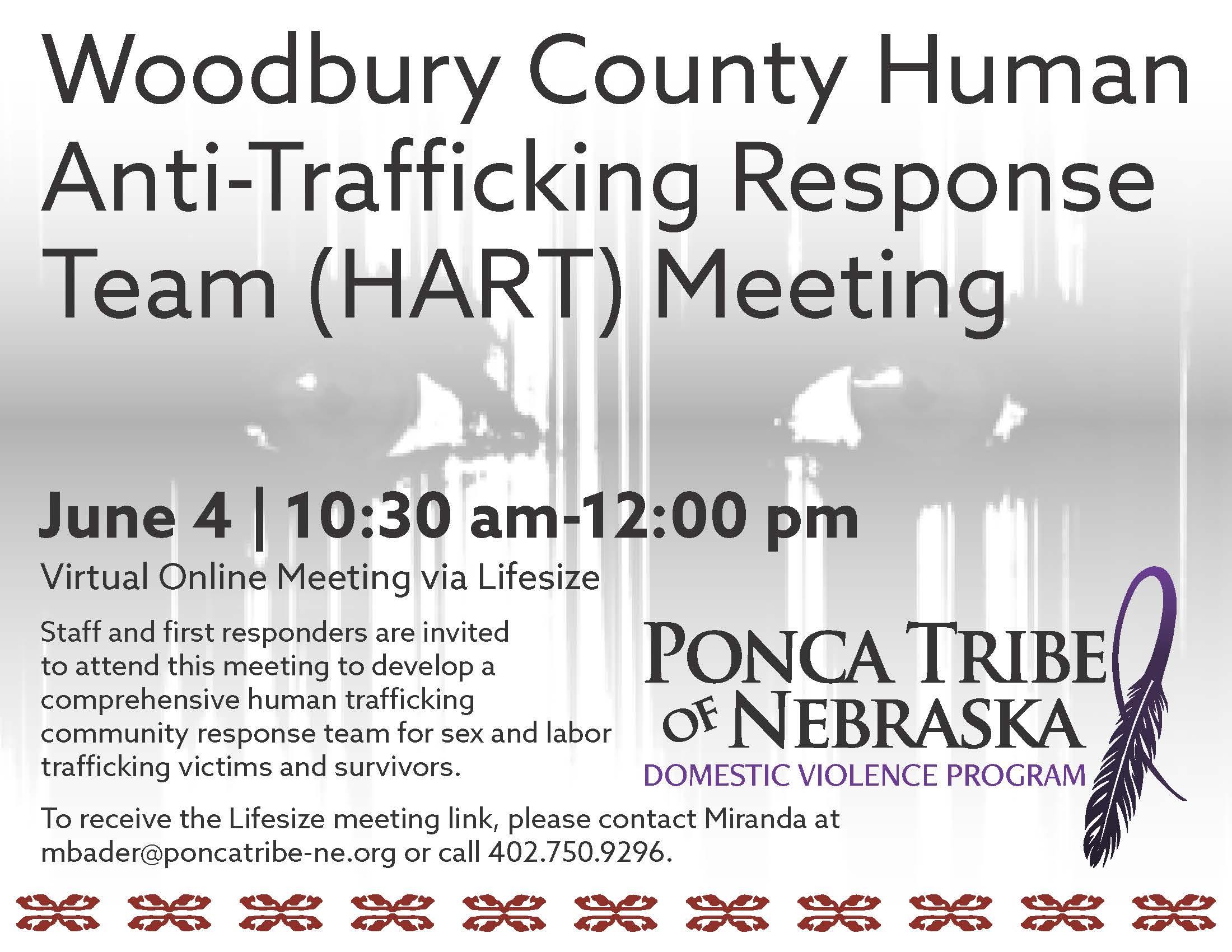 HART Meeting-Woodbury