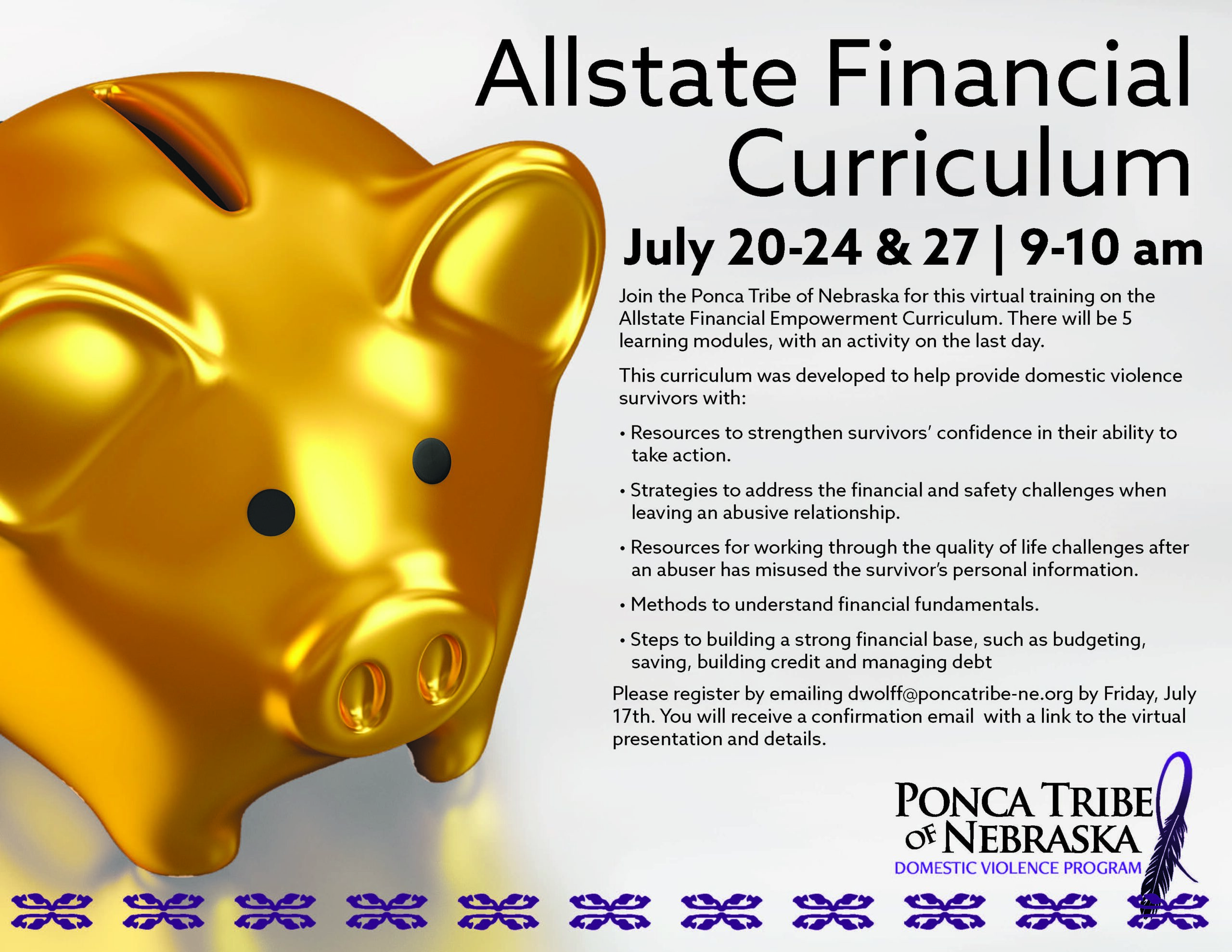 All State Financial Curriculum Online
