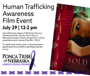Human Trafficking Awareness Film Event