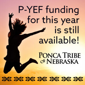 P-YEF Funding Available