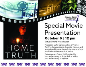 Special Movie Presentation: Home Truth