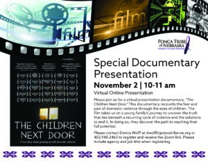 Special Documentary Presentation: The Children Next Door