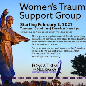 Women's Trauma Support Group