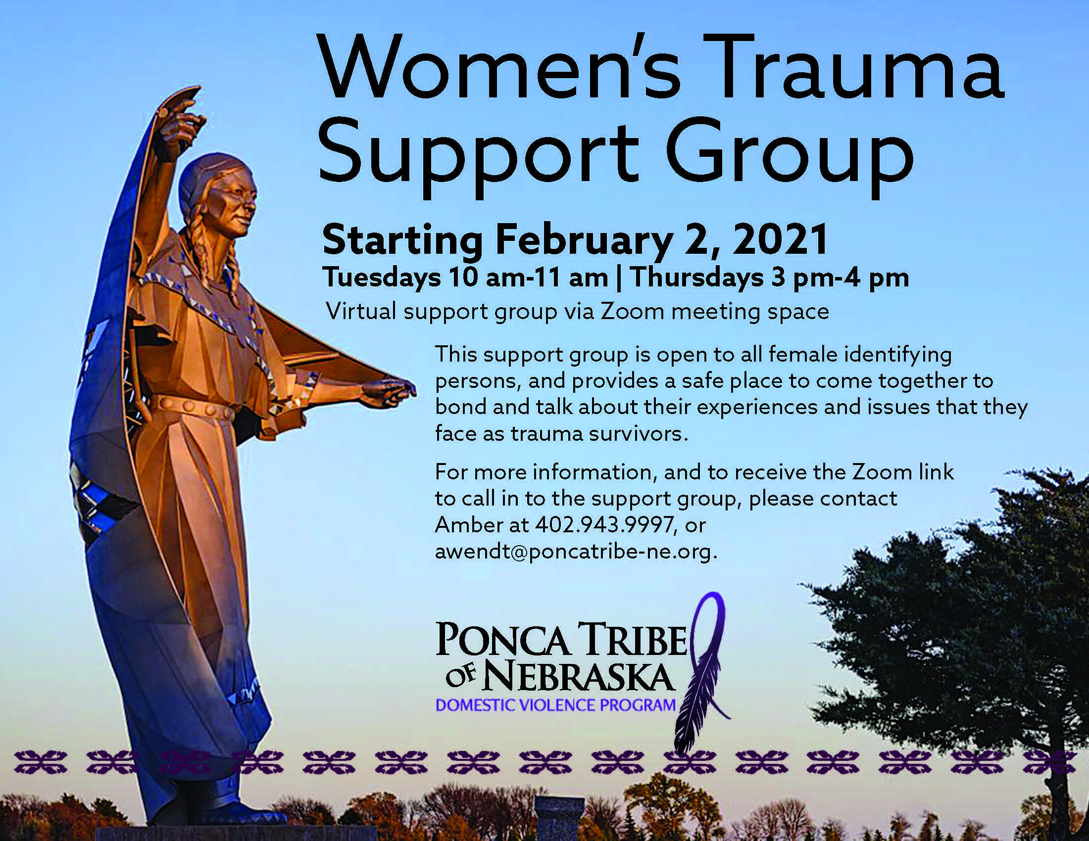 Women's Trauma Support Group