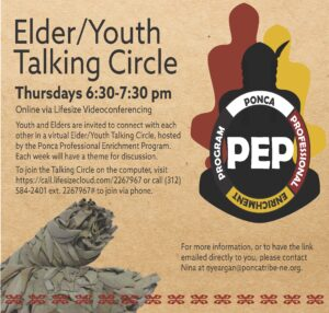 Elder/Youth Talking Circle