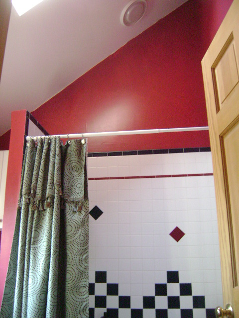 BEFORE: MASTER BATH REMODEL
