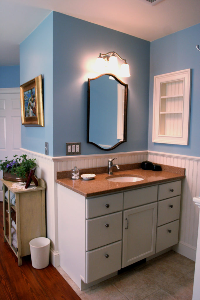 AFTER: VANITIES FOR HIM AND HER