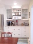 Breakfast Bar Executive Cabinetry
