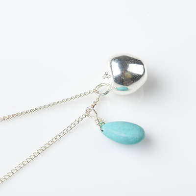 Sophie Lutz Jewellery Health Necklace silver necklace