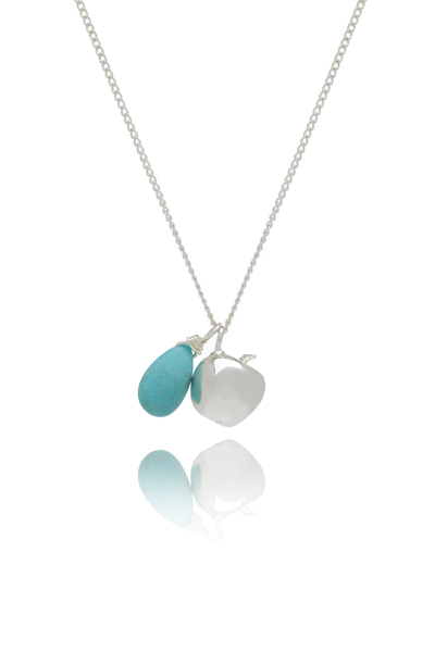 Sophie Lutz Jewellery health apple necklace