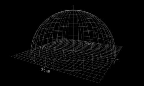 RWK DOME WIREFRAME