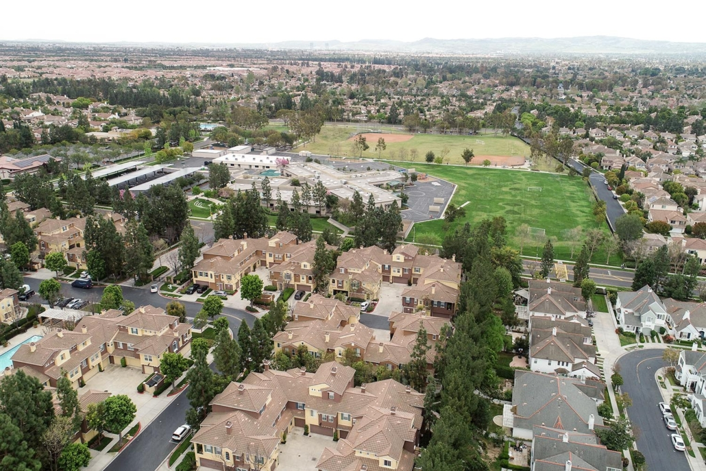 Homes near Canyon View Elementary
