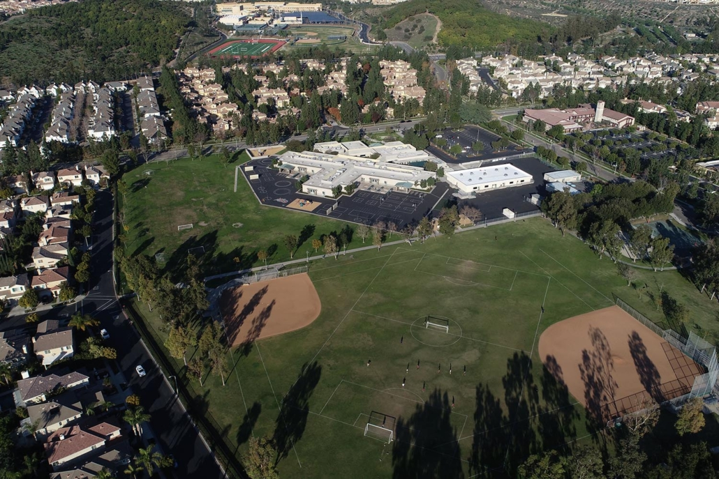 Canyon View Elementary in Northwood Irvine