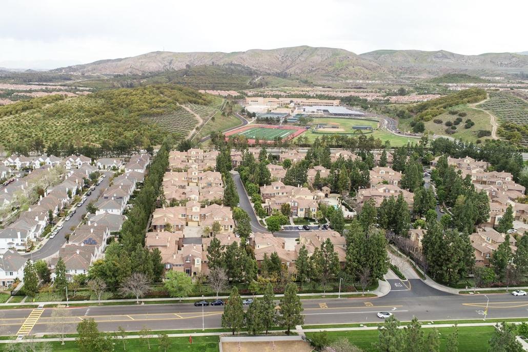Northwood High School in Irvine, CA