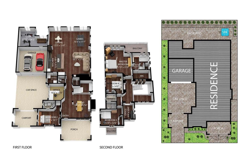 11 Bayleaf Floorplan