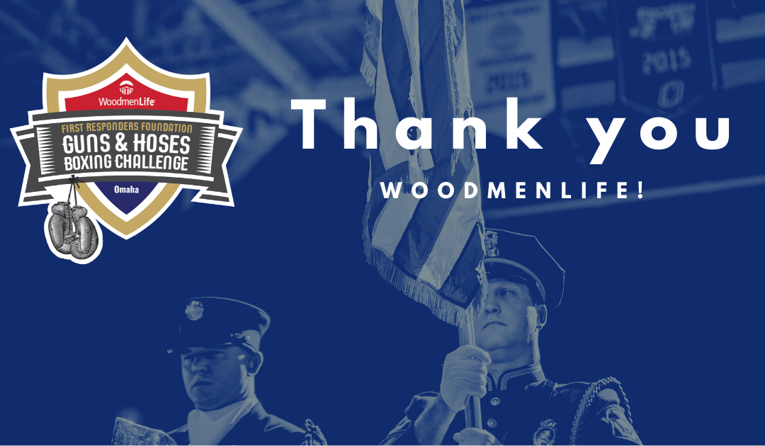 Announcing WoodmenLife as the 2020 Title Sponsor of Guns & Hoses!
