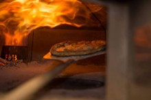 SoHill Oven Fired Pizzas