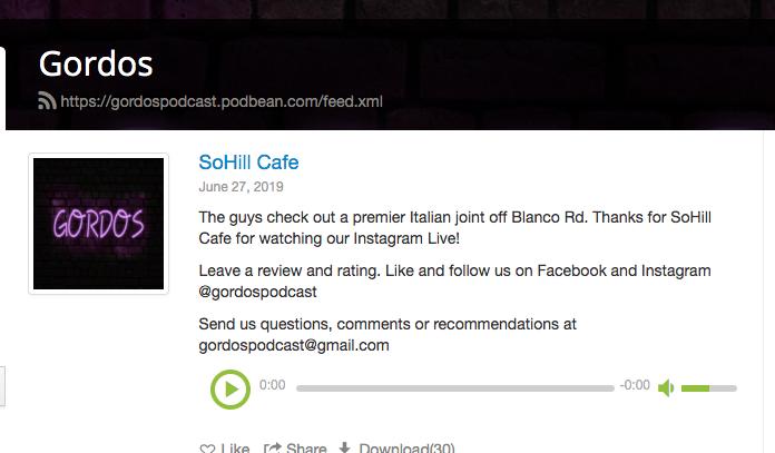 Gordos Podcast