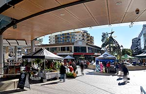 hornsby mall