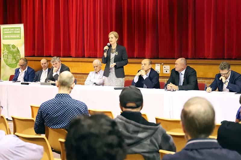Councillor's Community Forum