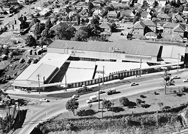 Hornsby Westfield Shoppingtown - 1961