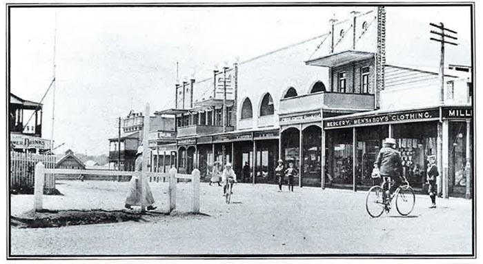 Coronation Street circa 1913