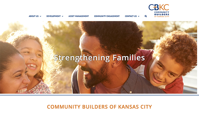 Company Informational Website Design for CBKC