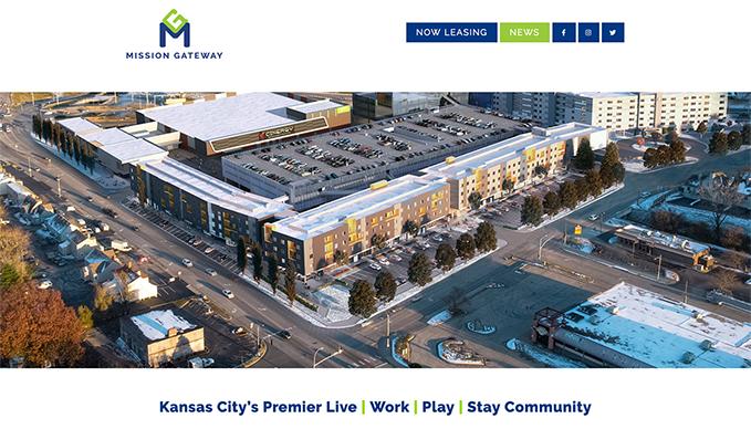 Property Website Design: Mission Gateway