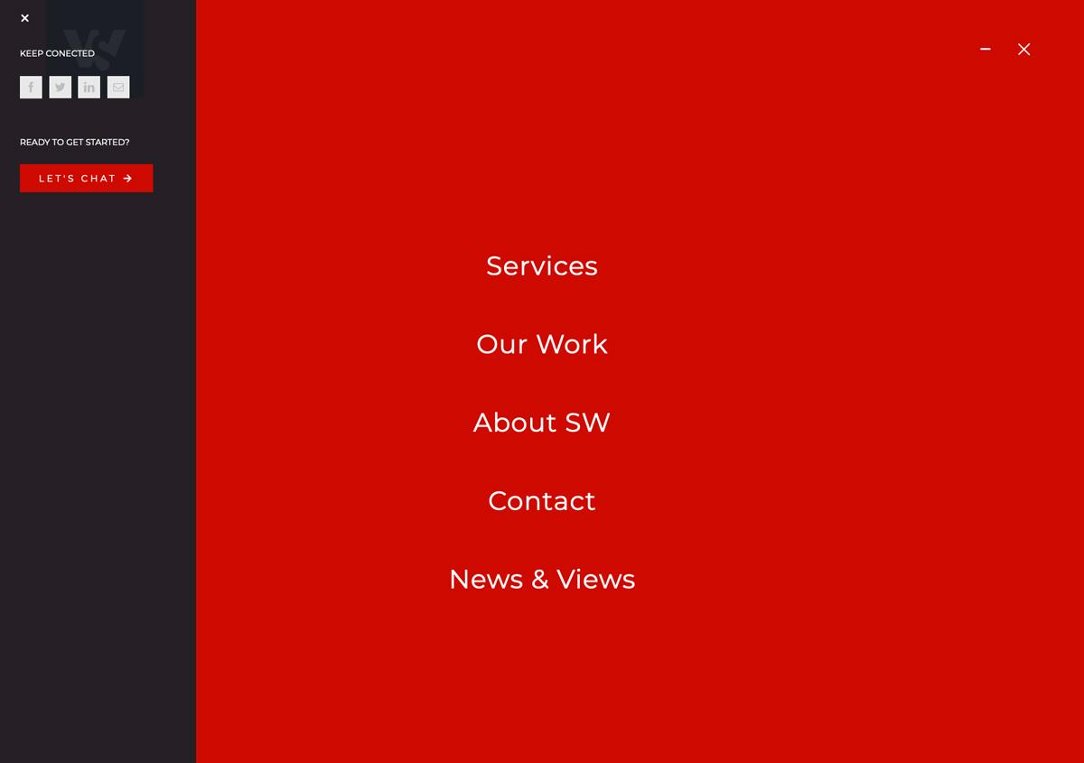 Website Development - Sturges Word