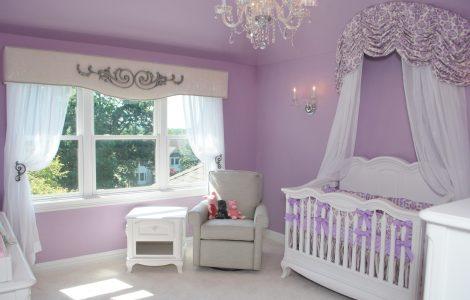 Nicole Lorber nursery kids room