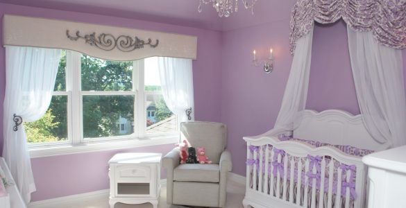 Nicole Lorber nursery kids room
