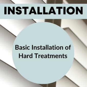 Basic Installation of Hard Treatments
