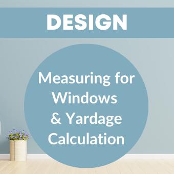 Measuring for Windows & Yardage Calculation