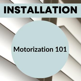 Motorization 101