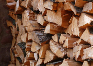 Firewood in Wears Valley