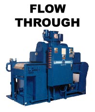 ADF Systems, Inc. FLOW THROUGH parts washer